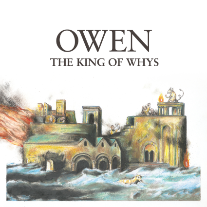 Owen King of Whys Cover