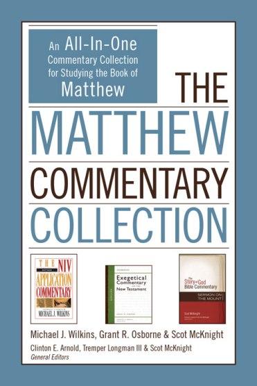 Zondervan Matthew Collection